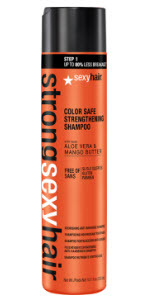 Color Safe Strengthening Shampoo Strong Sexy Hair