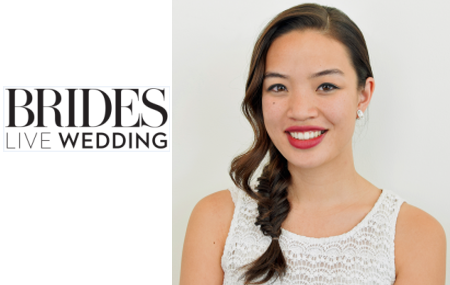Get the Look | Brides Live Wedding Fishtail Braid
