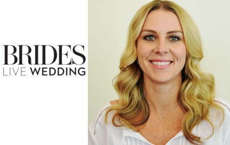 Get the Look | Brides Live Wedding half Up half down look