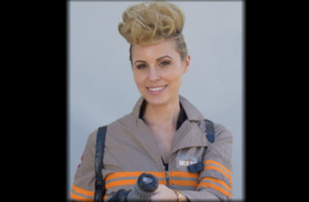 Get the Look | Ghostbuster's Jillian Holtzman Hairstyle