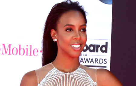 Billboard Music Awards│Get Kelly Rowland's sleek and textured style!
