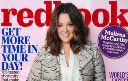 Redbook | Get Melissa's Cover look with Soy Renewal Beach Spray