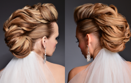 Learn how to achieve the Rocker bridal look!