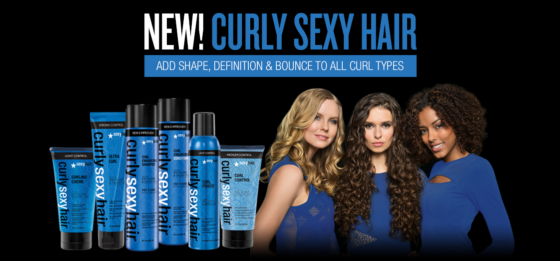 Curly sexy hair reviews