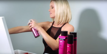 A dozen ways to use Vibrant Sexy Hair Rose Elixir