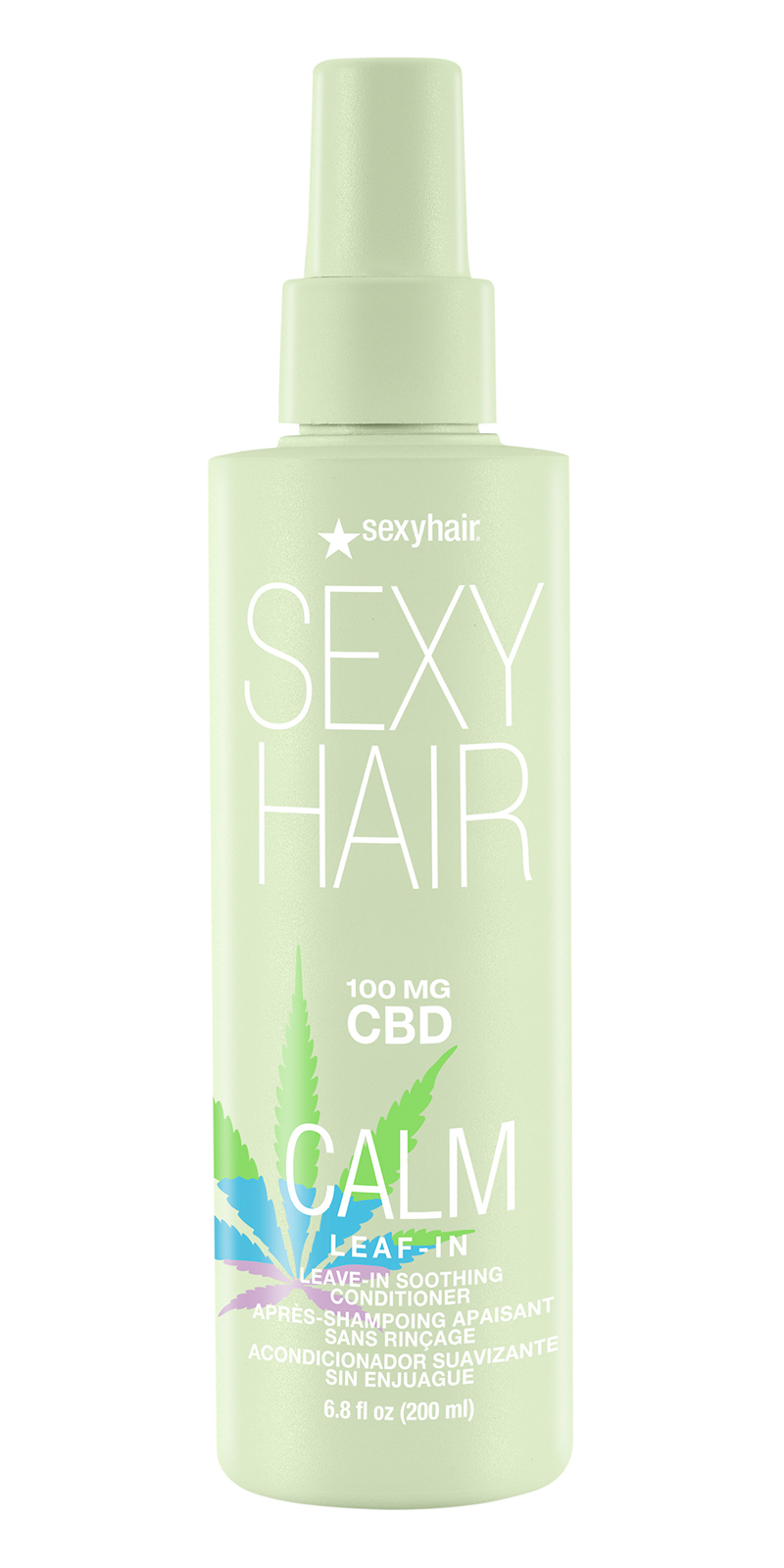 Featured Image for Product Leaf-In Leave-In Soothing Conditioner with 100mg CBD