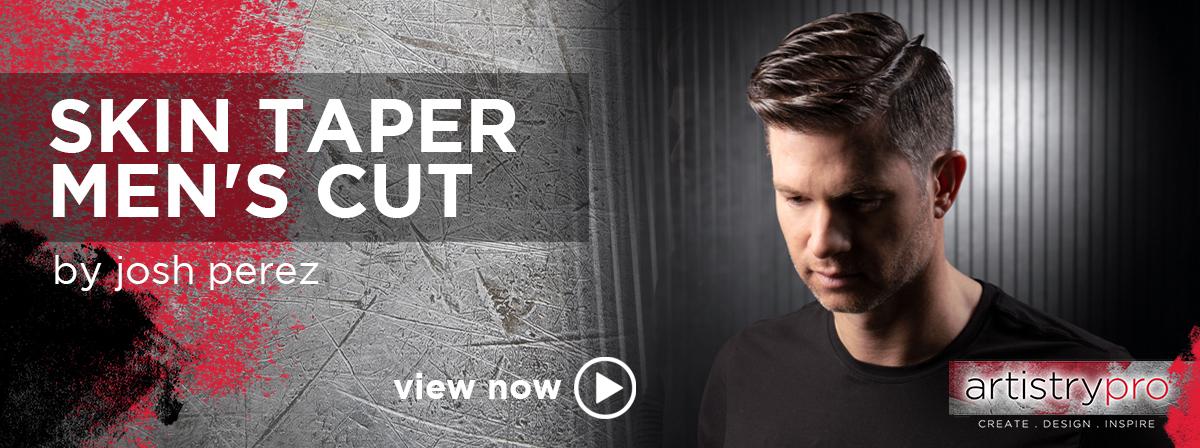 artistrypro Skin Taper Men's Cut by Josh Perez