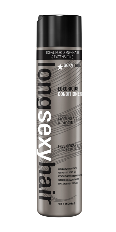 Featured Image for Product Long Luxurious Detangling Conditioner